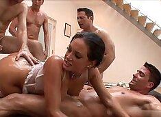 Natural tits pornstar cocksuck