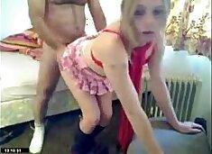 Daddy Fuck Little Sissy