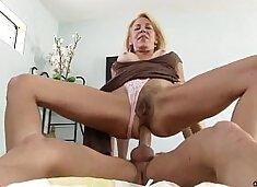 Mature Cougar Pussy Hardcore Pounding