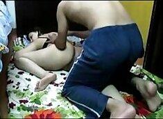 Indian Couple Honeymoon Suhaag Raat First Night Sex Video