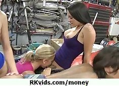 What can do a girl for some cash 29