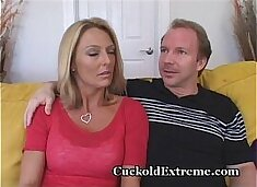 Seductive Cougar Feasts On Young Cock