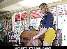 Myb.SittersClub - Hot b. Sitter (Blair Williams) Craves Big Cocks