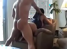 Mom Screams As Her Son Rams Her Pussy Deep