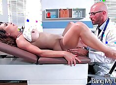 Hard Style Sex Adventures With Doctor And Hot Patient (Cytherea) video-11