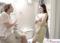PrincessCum - Step Sister Makes Brother Cum Inside Her