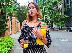 MAMACITAZ - Hottest Pussy Fuck I've Ever Seen With Hottest Latina - Marcela Carmona