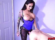 Big Titty Milf Lily Lane Pounds His Ass