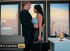 Big Tits at Work - (Autumn Falls, Xander Corvus) - Inside-Her Trading - Brazzers