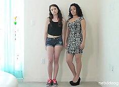 2 amateur friends in 1 calendar casting