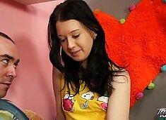 TeenyPlayground Innocent teen girl is ruined by her boyfriend